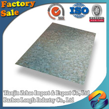 Galvanized Steel wall/Roofing Sheet / Plate GI Steel Plate