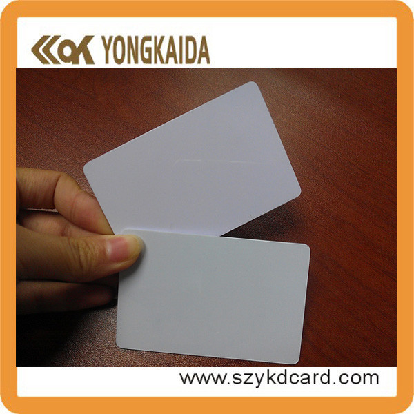 Wholesale blank pvc id card size cr80 with factory <strong>price</strong>