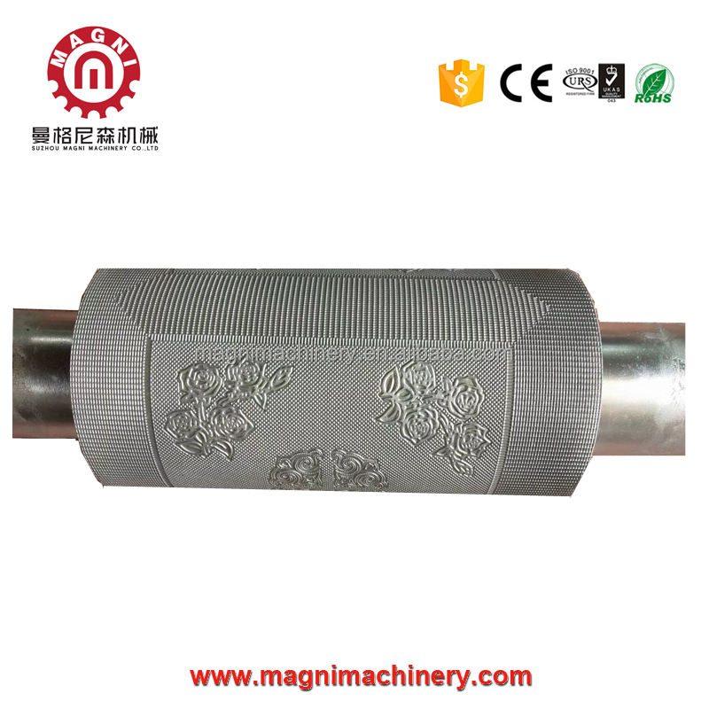 MAGNI Customized embossing roller