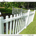 2014 Hot Selling Classic PVC Fence(High UV standard)