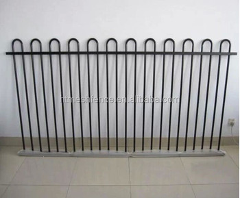 swimming pool fence/Iron safety child Pool Fencing Residential Fence