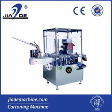 JDZ-120 Automatic Box Cartoner Machine With Hot Melt Glue