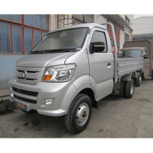 chinese sinotruck 6 wheel gasoline light duty cargo truck 2 tons loading capacity