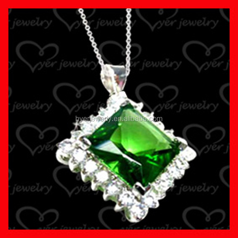 nice design Fashion jewelry 925 sterling Silver Necklace Pendants for women