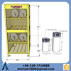 Made in China factory producing steel cylinder cage, steel pallet cage, gas bottle storage cages