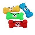 Custom top quality cute Bone Shape Animal pet dog toy