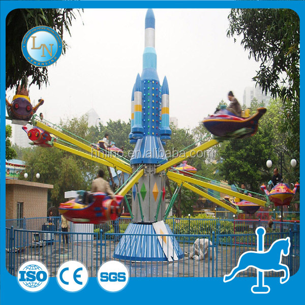 HENAN LINO aircraft ride !amusement park rides self-control plane