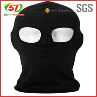 High quality cheap hats sport hat winter hat black ski mask