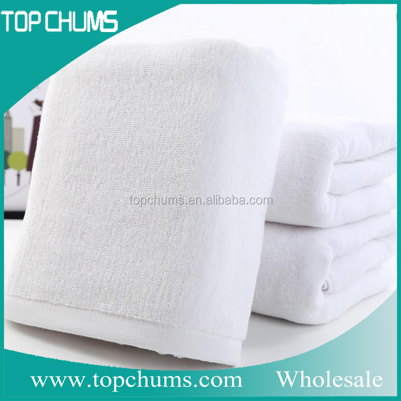 Custom logo white towels bath set luxury hotel 100% <strong>cotton</strong>