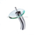 China new designs durable Bathroom Single Handle Zinc Basin Faucet