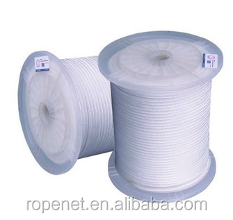 Polyester 16 strand braided rope/ cord
