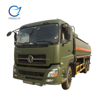 New design hot selling good quality bottom price customized dongfeng 6x4 25000L 25m3 25cbm fuel tanker prices