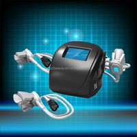 2014 Hot sale portable economic popular 3 in 1 cryotherapy cryolipo machine