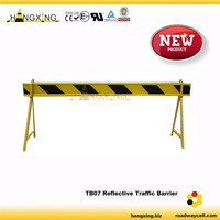 TB07 Reflective Road Construction Barrier