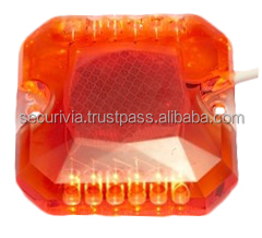 SecuriVIA | W88 Wired LED Road Stud