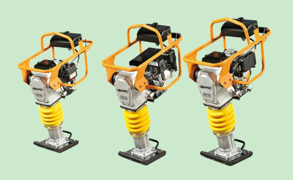 compact tamping rammer