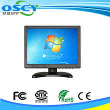 10 inch lcd monitor HDMI long life lcd monitor wall mount security lcd monitor