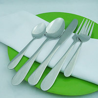 SF0013 elegant stainless steel flatware 99 cents store
