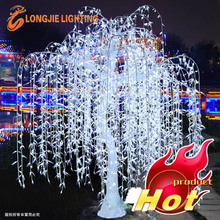 white led willow tree lamp with LONG LIFESPAN/waterproof led willow tree light