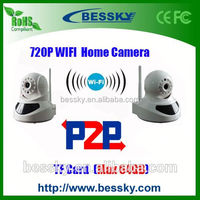 2015 hot sale smart home camera,2.4ghz wireless digital baby monitor,wireless security camera sim card