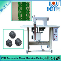 Ultrasonic Bra Lace Cutting Machine