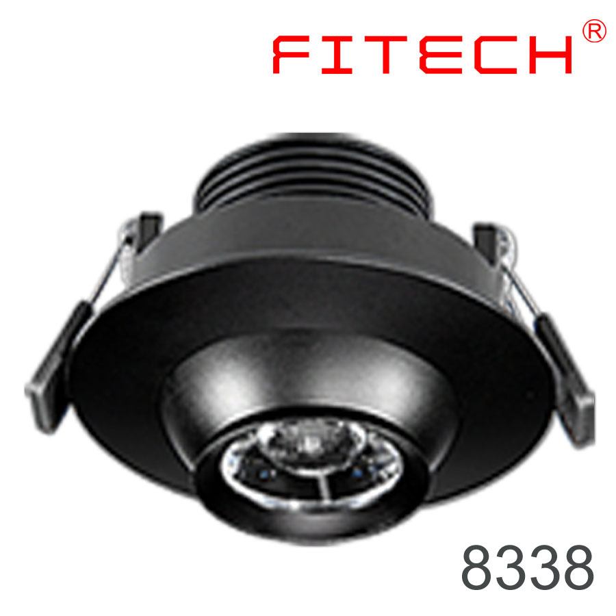 7w COB eyeball zoomable led replacing recessed lighting for paintings