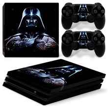 2016 Protective skin sticker for PS4 Pro high quality factory supply decals for PS4 Pro