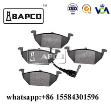 Auto parts ceramic brake pad factory GDB1288 D949 FDB1043