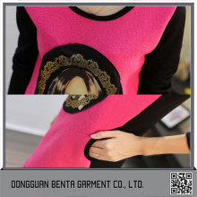 Wholesale China Products lady mohair sweater
