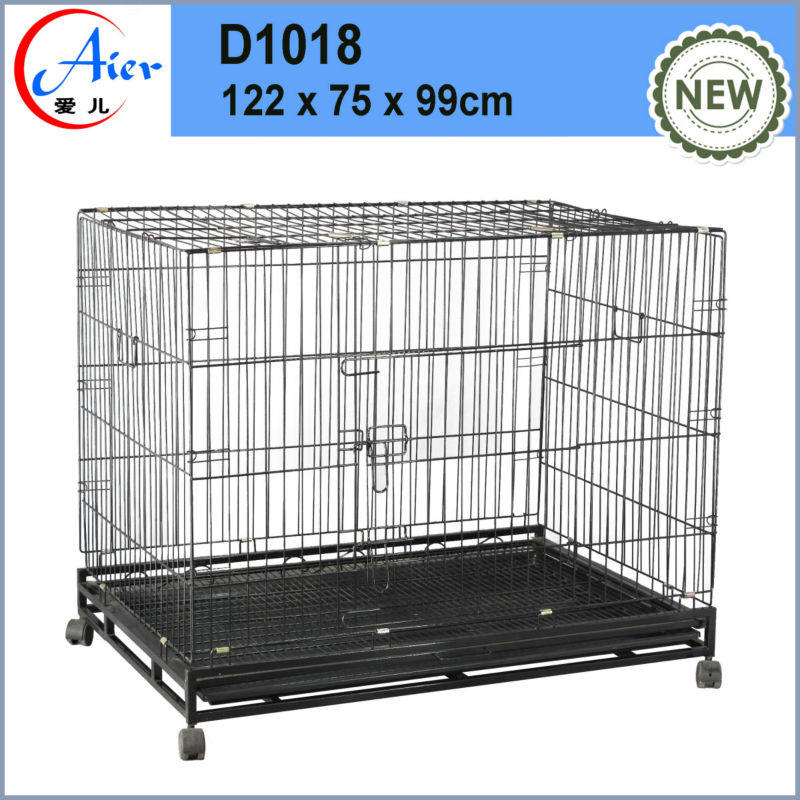 pets cages outside dog kennels