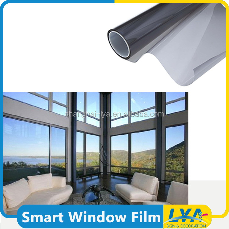 China factory service supremacy smart window film auto tint