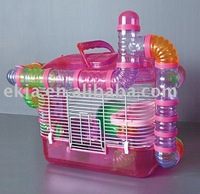 Plastic funny mouse cage