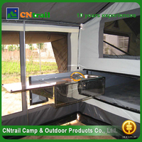 Buy wholesale direct from china 2 person camping trailer tent