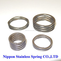 High precision car leaves springs made in Japan