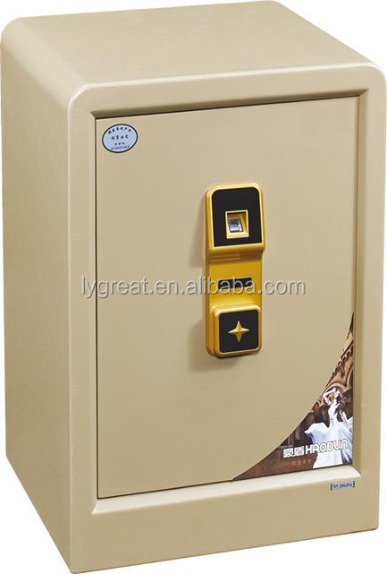 high-tec fingerprint vault safes large