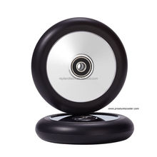 Limited Edition Black Air Scooter Wheels 110mm for Envy Pro Scooters