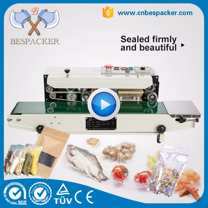 Automatic High speed aluminum foil band sealer