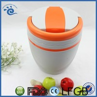 Office Plastic Container Thermos For Hot Food