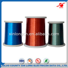 China Manufacturing Enamel Magnet Aluminum Wire,Colored Anodized Aluminum Wire