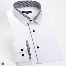 T-MSS564 Luxury Cotton Formal Manufacturers Dress Shirts for Men