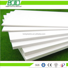 Green pvc foam sheet 3mm 5mm 18mm hot sale foam sheet pvc white forex board with SGS