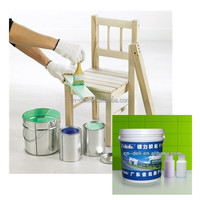 DELI Water Based Polyurethane PU Wood Paint