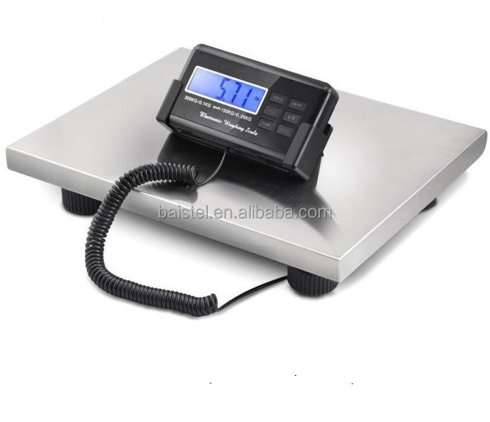 electronic postal shipping scale 200kg weighing scale
