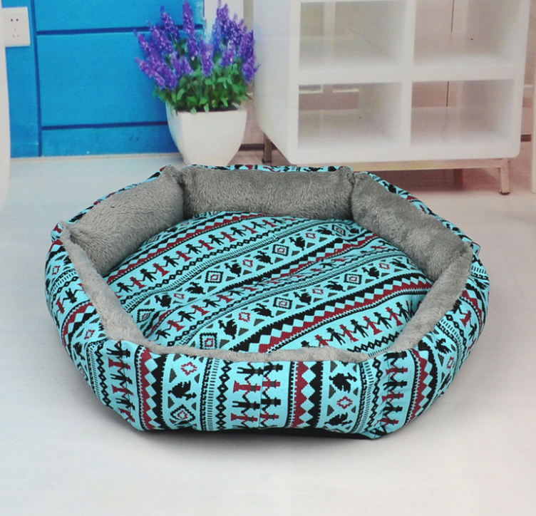 factory bargain price promotion pet cat beds indoor dog house autumn and winter wholesale
