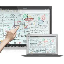 LABWE 64 point smart board dual writing even more writing support!