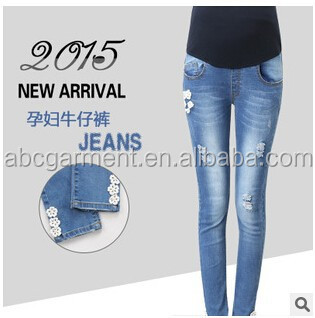 2015 latest style skinny patch ripped sexy ladies jeans,pictures sexy jeans women pregnant jeans