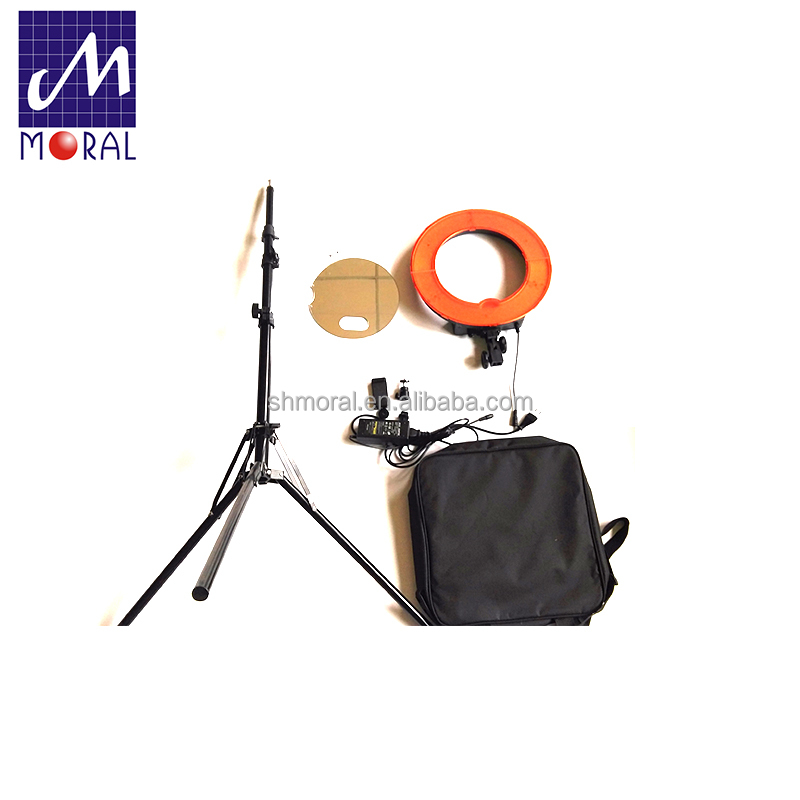 hot sale12 inch portable photography ring light lamp led photo studio camera video light