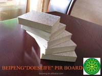 2400*1200*70mm PU Rigid Insulation Polyurethane Foam Board