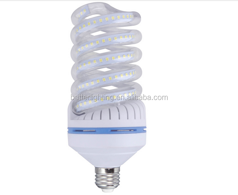 Home light energy-saving lamp spiral bulb e27 screw 30W white light warm light