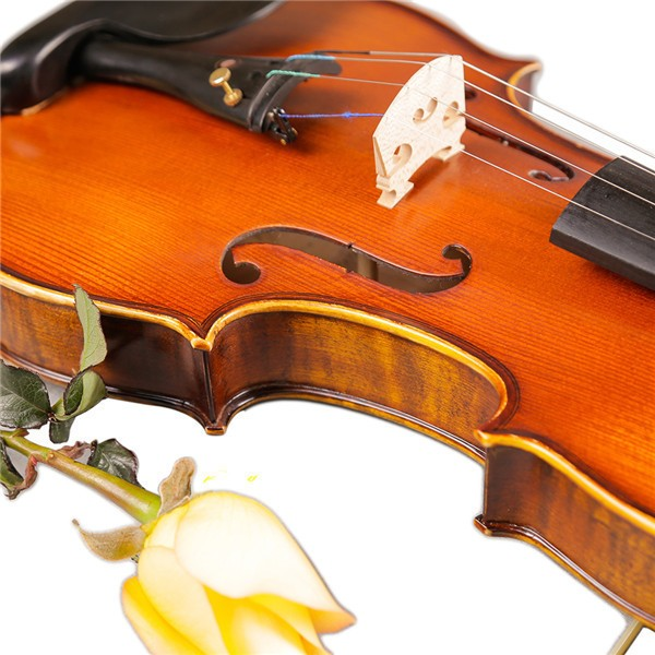 Tongling TL003-2 Solidwood Música 1/2 Preços Violino Instrumentos Musicais, melhores Marcas de Violino Estudante